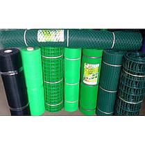 Сетка пластиковая для птиц  1,5*100 м (12*14мм), фото 3