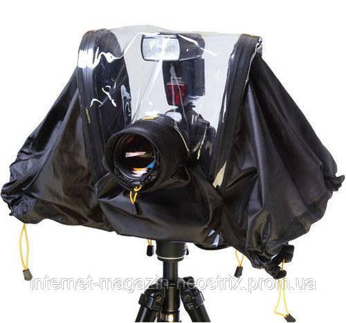 Чехол от дождя для зеркальных фотокамер F&V L-1015