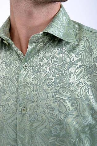 Рубашка SW-8 цвет Зеленый, фото 2