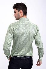 Рубашка SW-8 цвет Зеленый, фото 3