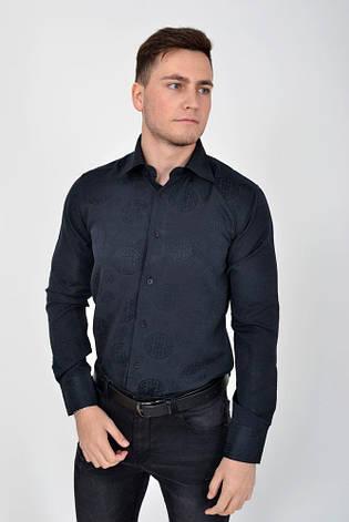 Рубашка sw 10-1 цвет Черный, фото 2