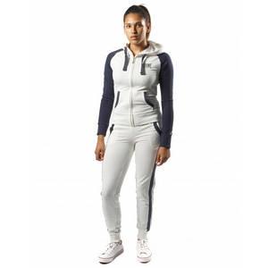 Спортивный костюм женский Leone White/Blue