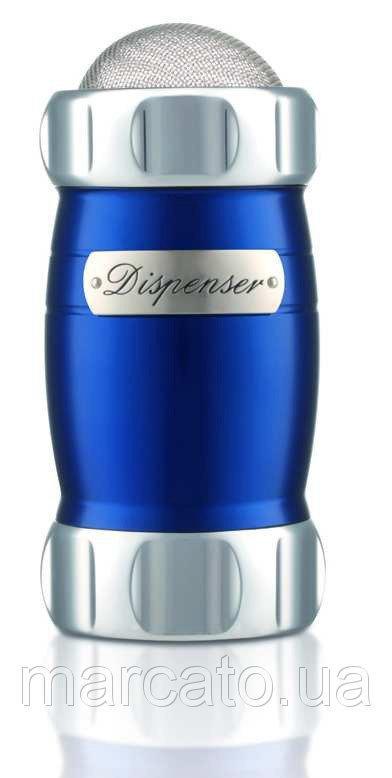Marcato Dispenser Blu сито для какао, сахарной пудры, муки