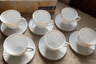 Сервиз чайный Luminarc Cadix на 6 персон 12 предметов
