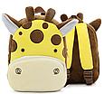 """Рюкзак для улюблених малюків """"Жирафик"""" Код К2, фото 5"""
