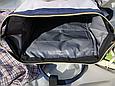 Красная сумка рюкзак женский ранец ЕКО водонепроницаемая ткань Оксфорд  сумка рюкзак шопер 157Вk, фото 3