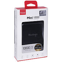 УМБ Yoobao M4 Mini 10000mAh Черный