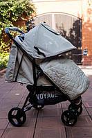 Детская прогулочная коляска Quattro Porte разные цвета
