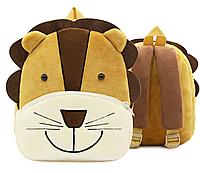 """Рюкзак для любимых малышей """"Лев"""" Код К15"""