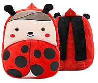 """Рюкзак для любимых малышей """"Божья коровка"""" Код К19"""