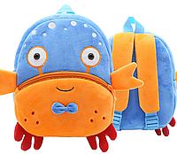 """Рюкзак для любимых малышей """"Краб""""  К30"""