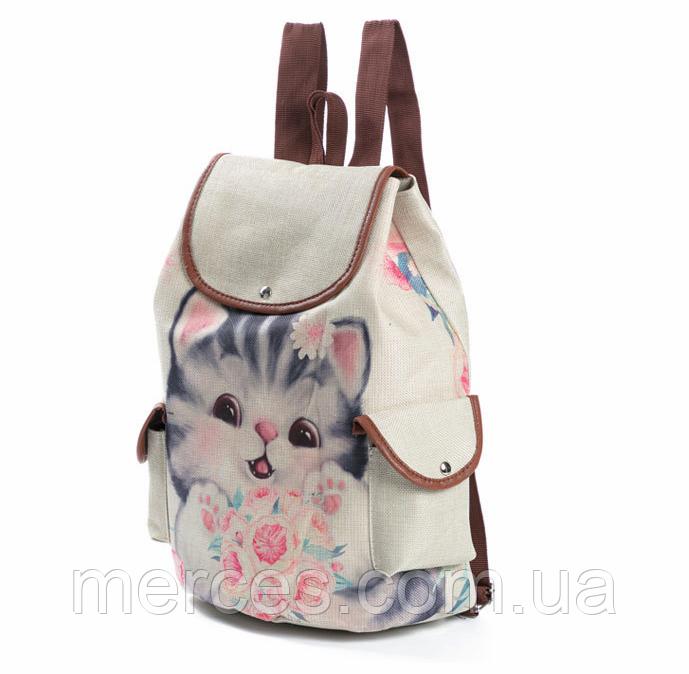 Стильний рюкзак Кошеня