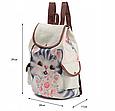 Стильний рюкзак Кошеня, фото 2