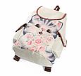 Стильний рюкзак Кошеня, фото 3