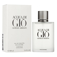 Armani Acqua di Gio Pour Homme Туалетная вода 100 ml ( Армани Аква ди Джио Пур Хом )