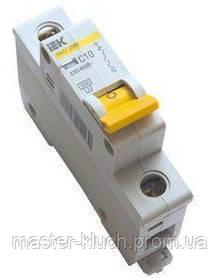 Автоматический выключатель IEK ВА 47-29 1Р С50А