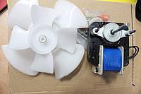 Вентилятор обдува YZF 672 (no frost)  с крыльчаткой