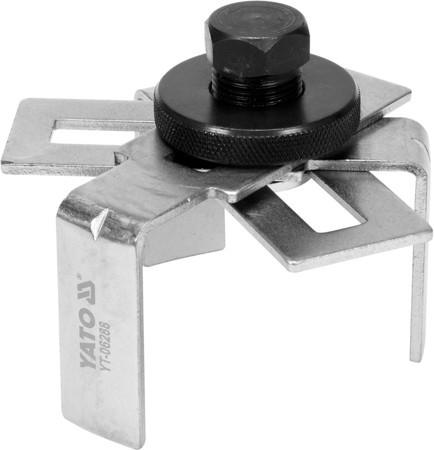 Ключ трехлапый для топливных насосов Ø=75-160 мм YATO YT-06288 (Польша)