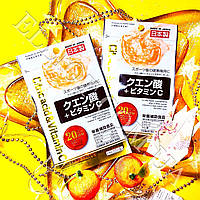 Цитрусовая кислота и Витамин С Daiso Япония ! Citric Acid Vitamin C
