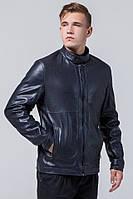 """Куртка молодежная мужская модель Braggart """"Youth""""  2193"""