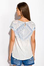 Блуза женская 516F451 цвет Молочный, фото 3