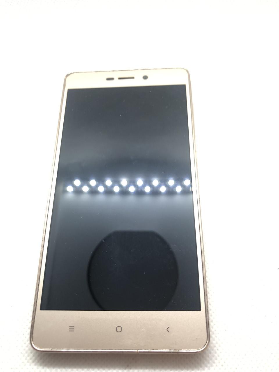 Мобильный телефон Xiaomi Redmi 3s 16GB Gold 16ВР