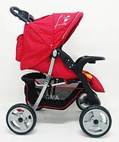 Детская прогулочная коляска Sigmal разные цвета