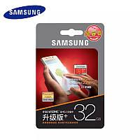 Карта пам'яті 32GB Samsung EVO micro-sd UHS-I   ОРИГІНАЛ