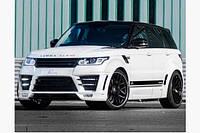 Range Rover Sport 2014↗ гг. Тюнинг комплект обвеса (Lumma)