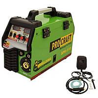 Сварочный инвертор полуавтомат Procraft SPH-310