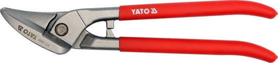 Ножницы по металлу левые 260 мм YATO YT-1900 (Польша)