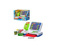 Кассовый аппарат, калькулятор, сканер, продукты, звук, 30214