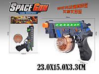 Пистолет, свет, звук, пули, RF223C-1