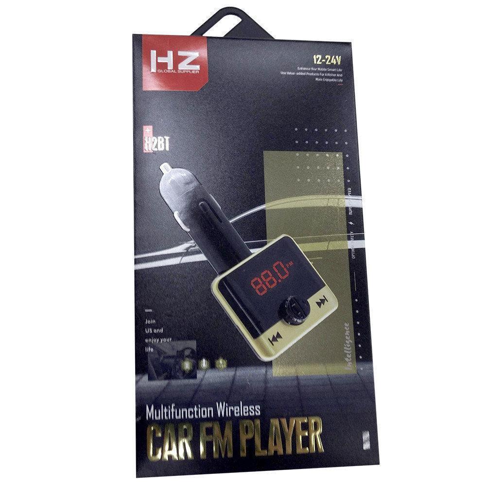 Трансмитер FM MOD. H2 + BT