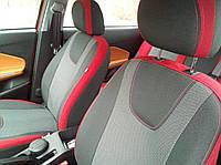 Чехлы для сидений авто Chery Tiggo из автоткани