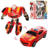 Трансформер робот+машинка Changerobot 2 вида (38-90)