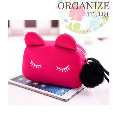 Косметичка Dior Cat (розовый)