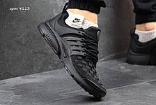 Кроссовки Nike air presto TP QS текстиль,черные 44р, фото 2