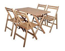 Стол + 4 стула
