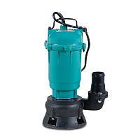 Насос канализационный 1.5кВт Hmax 23м Qmax 375л/мин aquatica 773414