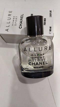 Chanel Allure homme Sport 60ml Orign tester, фото 2