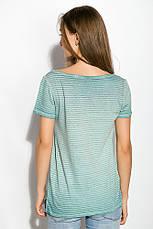 Футболка женская 516F482 цвет Сизый варенка, фото 3