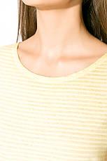 Футболка женская 516F482 цвет Горчичная варенка, фото 2