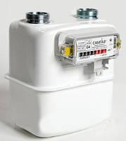 Мембранный газовый счетчик Самгаз G2.5 RS/2001-21P