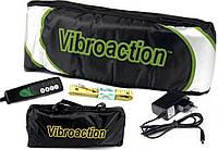 Пояс для похудения массажный Vibroaction (Виброэкшн), вибромассажер, фото 1