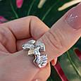Мужское серебряное кольцо Орел - Мужское кольцо из серебра Птица Сапсан - Кольцо из серебра Сокол, фото 8