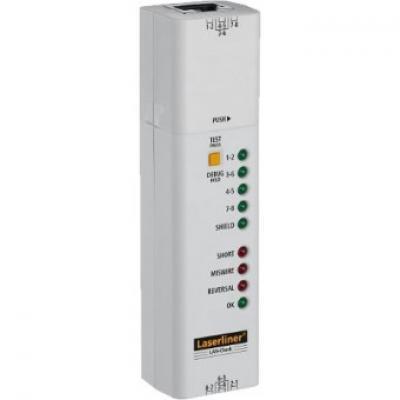 Кабельний тестер LAN-Check Laserliner 083.064 A