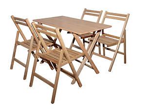 Стол + 6 стульев, фото 2