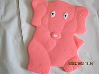 Слон. Мини-коврики в ванную оптом, фото 1