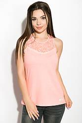 Майка женская 516F471 цвет Розовый